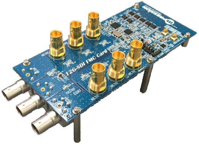 12G-SDI FMC Card | Mpression