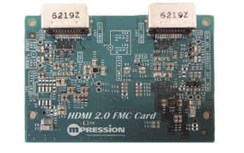 HDMI 2.0 FMC CARD (Front)