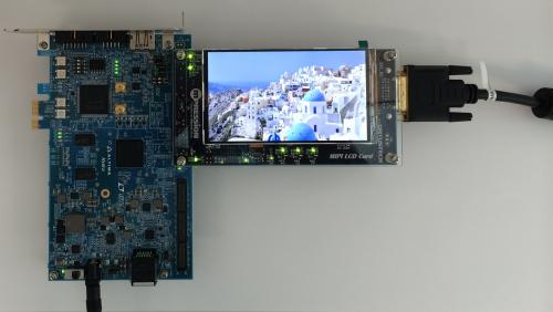 Mipi Lcd Card